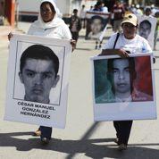 Mexique: la colère des parents des étudiants disparus