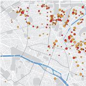 Dégradation : 347 immeubles à Paris présentent un risque