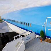 Airbnb propose une nuit dans un avion transformé en appartement