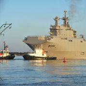 Livraison des Mistral : Moscou pose un ultimatum à Paris