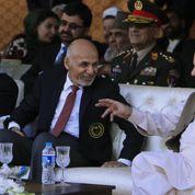 Pour Ghani, la paix avec les talibans passe par le Pakistan
