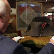 Un chapeau de Napoléon vendu à un prix record
