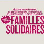 Allocations familiales : monsieur le Président, écoutez les «Familles plumées» !
