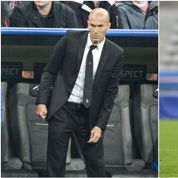 Zinedine Zidane a fait jouer son fils Enzo