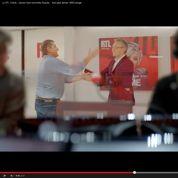 Laurent Ruquier et Yves Calvi se «checkent» dans la nouvelle pub de RTL