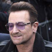 Bono opéré après une chute de vélo à Central Park