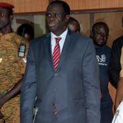 Un diplomate, nouveau président du Burkina