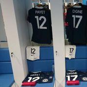Où est passé le «I» de Digne sur le maillot de l'international tricolore ?
