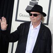 Neil Young appelle au boycott des Starbucks