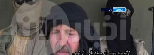 Aqmi diffuse une vidéo montrant l'otage français Serge Lazarevic