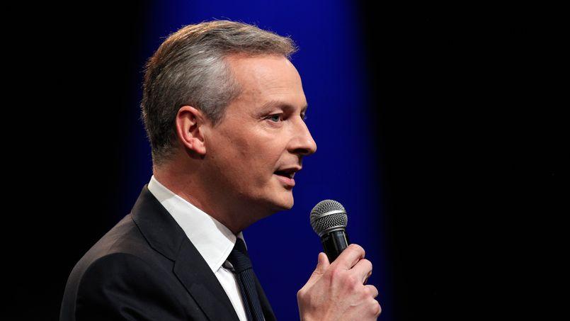 Présidence de l'UMP : cent maires pour Bruno Le Maire - Le Figaro