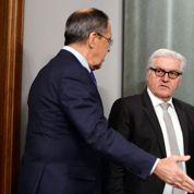 Moscou et Berlin étalent leurs divergences sur l'Ukraine