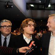 À Neuilly, Bruno Le Maire partage l'affiche avec Jean Sarkozy