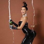 Kim Kardashian s'exprime enfin sur ses fesses en photo