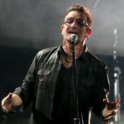 Bono opéré de multiples fractures