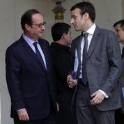 Macron ne veut pas mettre les 35 heures «sur un piédestal»