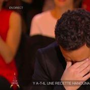 Un soir à la Tour Eiffel : les larmes de Cyril Hanouna