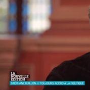 Stéphane Guillon : «Julie Gayet ne m'a jamais insulté !»