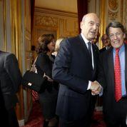 Alain Juppé en mal de réseaux