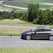 L'e-tron, l'Audi la plus branchée