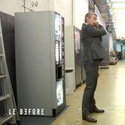 Antoine de Caunes et Thomas Thouroude parodient le «check» de RTL