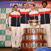 Coupe Davis: les vraies raisons de l'exil des Français en Suisse