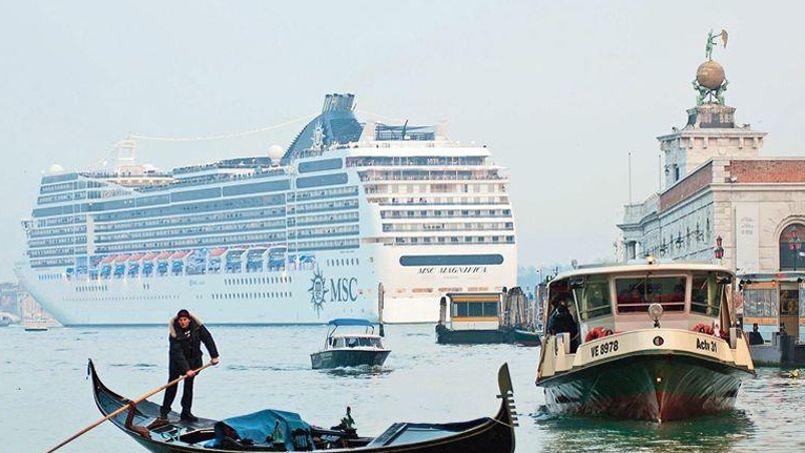 Chaque année Venise accueille 25 millions de touristes. <i>Crédits photo: Marco Sabadin/AFP</i>