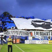 Incidents en marge du match Bastia-Lyon