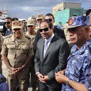 La Libye au menu de la visite du président égyptien à l'Élysée