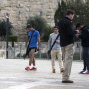 La peur s'installe à Jérusalem