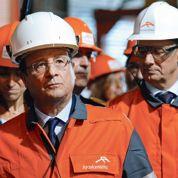 Florange : les promesses ont été tenues, selon Hollande