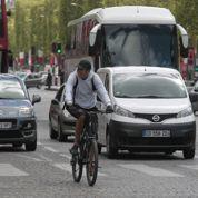 Le sondage qui prouve qu'en ville, les cyclistes font vraiment n'importe quoi