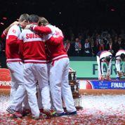 Coupe Davis : cacophonie chez les Bleus, chambrage côté suisse