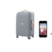 Delsey invente la valise qui prévient lorsqu'elle n'est pas en soute
