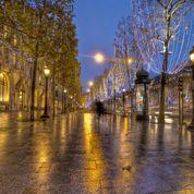 Les Champs-Élysées, troisième rue commerçante la plus chère du monde
