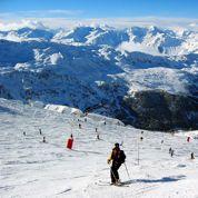 Les plus grands domaines skiables français