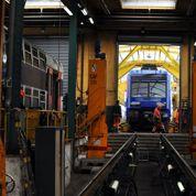 Plus de 10.000 emplois menacés dans le secteur ferroviaire