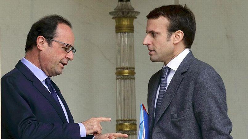 Loi Macron : 107 articles pour lib��rer la croissance