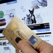 Carte bancaire: les Français ont encore très peur d'être piratés sur Internet