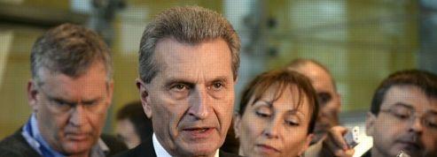 Günther Oettinger, cet Allemand qui veut mettre la France au pas