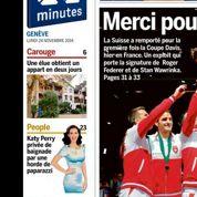 La presse suisse fait référence à Trierweiler pour taquiner la France
