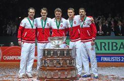 Pour 4500 euros, offrez-vous le trophée de la Coupe Davis dans votre salon