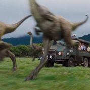 Jurassic World : les premières images du film enfin dévoilées