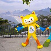 Les mascottes des JO de Rio 2016 dévoilées