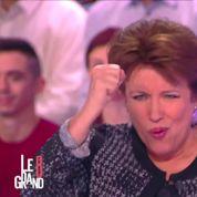 Zapping TV : Hollande est «un salaud», le lapsus de Roselyne Bachelot