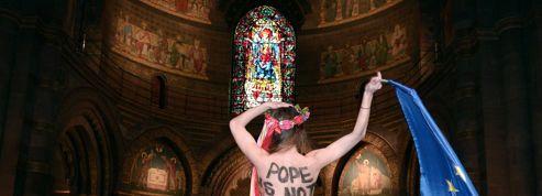 Strasbourg : les Femen condamnées par le code pénal alsacien ?