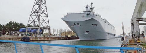 Paris espère rassurer ses alliés en reportant la livraison du Mistral