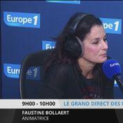 Faustine Bollaert : «Rising Star avait des failles, on le savait»