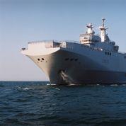 Mistral russes: la construction du second navire se poursuit