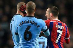Franck Ribéry aurait giflé un adversaire en plein match